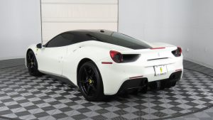 Ferrari Car Hire London